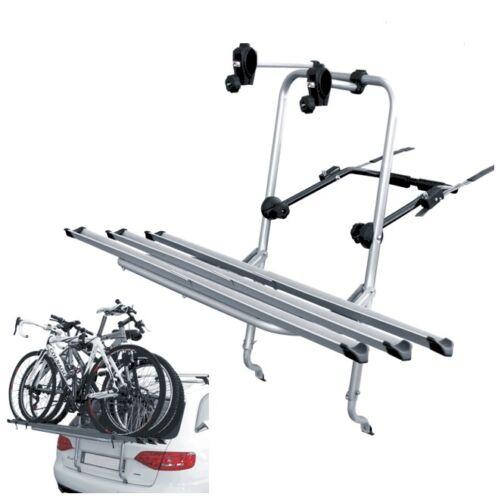Heckfahrradheckträger ohne Riemen MOD Fahrradträger fürs Auto Logik 3 Fahrräder universal/Fahrrad CARR
