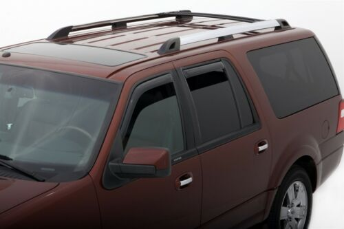 Auto Ventshade 194233 Side Window Vent-Ventvisor In-Channel Deflector 4 pc R