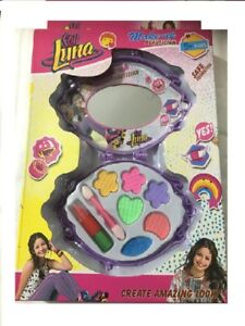 Soy-Luna-Girls-Make-up-Set-with-Case-amp-Mirror-for-Dres-Up-Lipstick-Gloss-for-gift