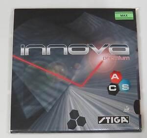 Stiga Innova Premium Rubber Table Tennis Tensor Ping Pong