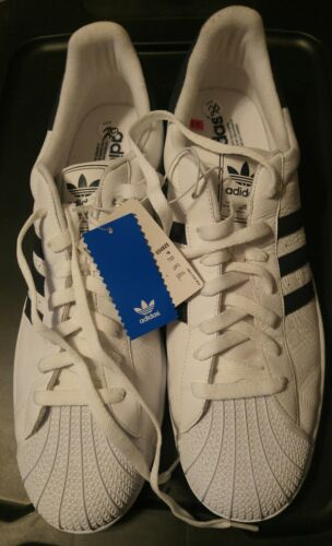 80's Superstar Toe Run Style Nouveau Adidas 20 Taille Sneakers Ii Dmc Shell qPqpHw
