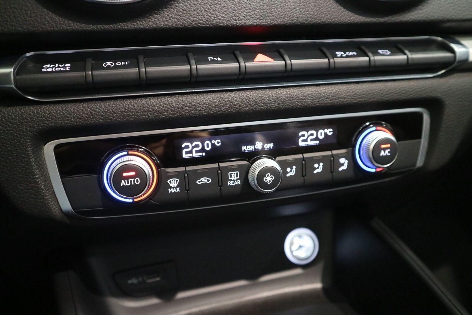 Audi A3 2,0 TDi 150 Sport Cabriolet S-tr. - billede 10