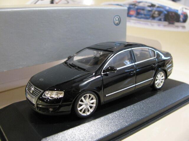 1 43 MINICHAMPS VW VOLKSWAGEN PASSAT (Noir) Diecast