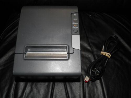 Epson TM-T88V M244A Thermal POS Receipt Printer  with Power Plus USB