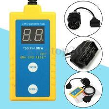 Car Airbag Diagnostic Scanner Reset SRS Codes Reader 20Pin Set For BMW 1994-2003
