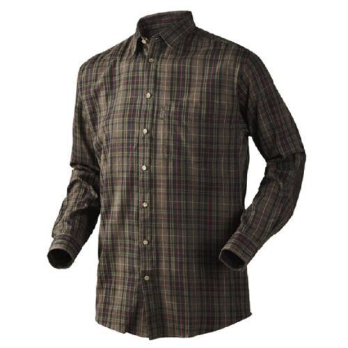 - Jagdhemd braun Seeland Pilton Hemd Outdoorhemd