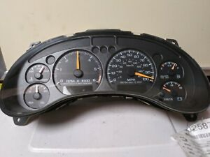 1999-Chevy-S10-Cluster-Speedometer-OEM