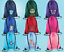 thumbnail 5 -  Personalised School Bag , Vinyl Rucksack, Backpack, PE Bag, Kit Bag | Unicorn