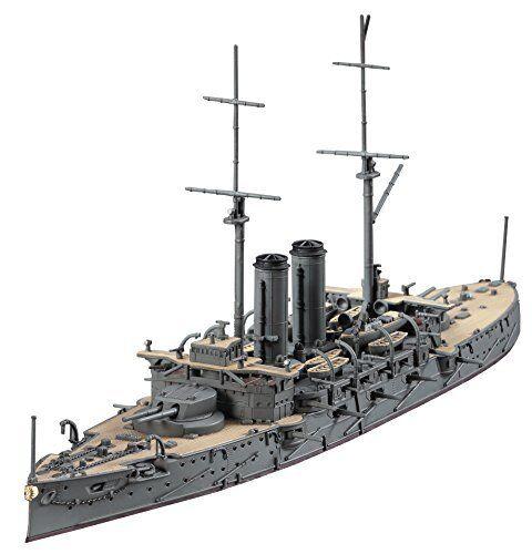 Hasegawa 1 700 IJN Battleship Mikasa Model Kit NEW from Japan