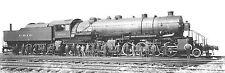"Erie Railroad GIant Triplex Steam Locomotive 2609 ""Matt Shay"" 2-8-8-8-2 Train"