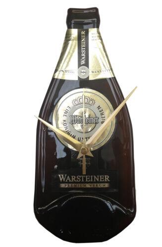 un original Warsteiner bouteille horloge unique et fun bottleclock cadeau