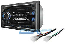 NEW SOUNDSTREAM CAR STEREO RADIO BLUETOOTH W/ INSTALL PARTS W/ AUXILIARY & USB