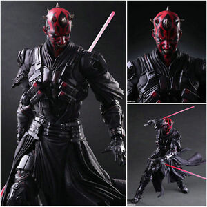 5Star-Wars-Variant-Play-Arts-Kai-Darth-Maul-Action-Figure-Toys-Statue-Doll-26CM