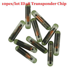10pcs/lot ID48 Transponder Chip  For Tango Pro/Handy Baby Copy ID48 Chip