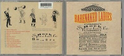 Barenaked Ladies 2 CD Lot Rock Spectacle+Greatest Hits   eBay