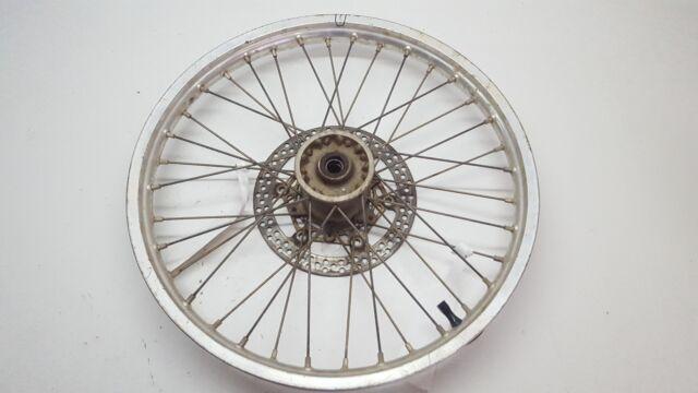 Front Wheel Yamaha YZ250F 2003 #P27