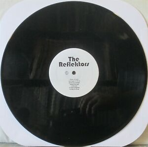 "THE REFLEKTORS Reflector 12"" Single aka ARCADE FIRE – on Merge Records"