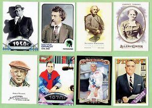 2012 Upper Deck Goodwin Champions Minis Green Lady Luck Back #30 Alan Bean Card Overig Verzamelkaarten, ruilkaarten