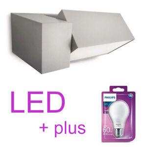 NEU-Philips-Aussenleuchte-Aussenlampe-Wandlampe-Hausbeleuchtung-mit-LED-IP44