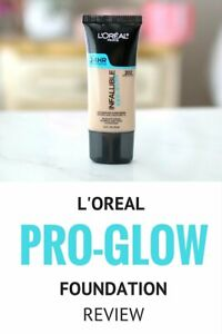 L'Oreal Paris Infallible Up To 24HR Pro-Glow Foundation,
