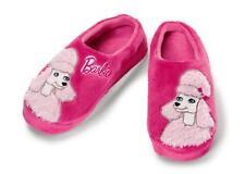 Nici 34367 Hausschuhe Plüsch rosa mehrfarbig 22cm Nici Barbie Pudel Sequin