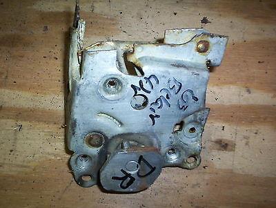 1963 1964 Chevrolet Impala four door rear door latch mechanism lock hardware DR