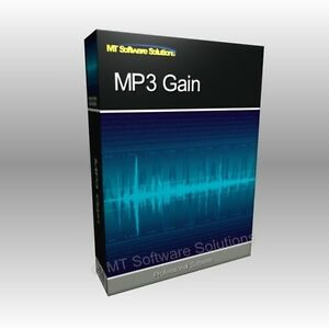 Details about MP3 Gain Increase Volume Music Normalizer Software Computer  Program