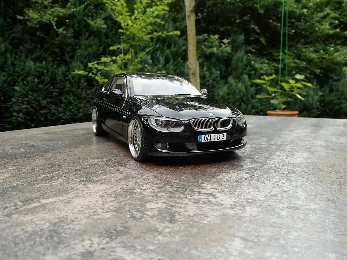 Kyosho BMW Alpina b3 Biturbo e92 Coupe 1 18 - Pièce unique