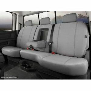Poly-Cotton, Fia SP82-24 BLACK Custom Fit Rear Seat Cover Split Seat 60//40 Black