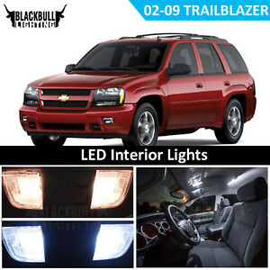 Image Is Loading White Led Interior Reverse Light Package Kit 02