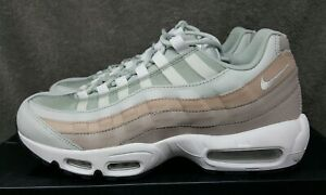 Details about Nike Air Max 95 OG Women's Shoes Light Silver Moon Particle (307960 018) Sz 11