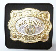 Buckle Gürtelschnalle Jack Daniels - Lizenzprodukt 936110