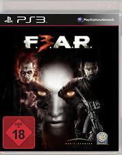 F.E.A.R. 3  -  FSK 18 / PLAYSTATION 3 PS3