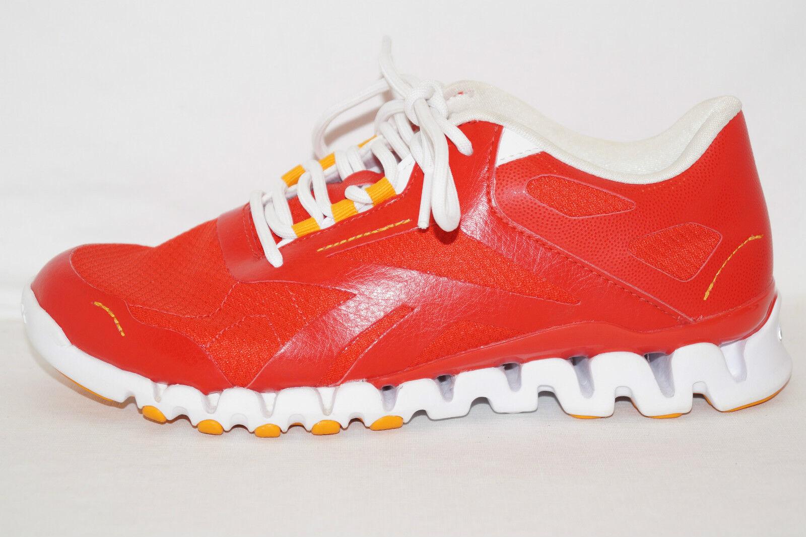 REEBOK ZIGNANO Fuse Fuse Fuse Trainers Gr.38 UK 5 rot Orange J84418 Joggen laufen walken  | Schönes Design  00cfb8
