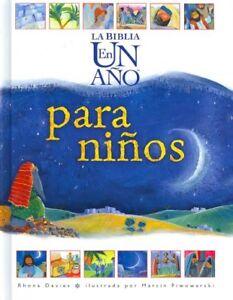 La-Biblia-En-Un-Ano-Para-Ninos-The-One-Year-Bible-for-Children-Hardcover-by