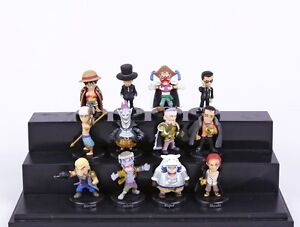 Anime-One-Piece-12pcs-set-Luffy-Sabo-Shanks-Lucci-Crocodile-Moria-Buggy-Enel-PVC