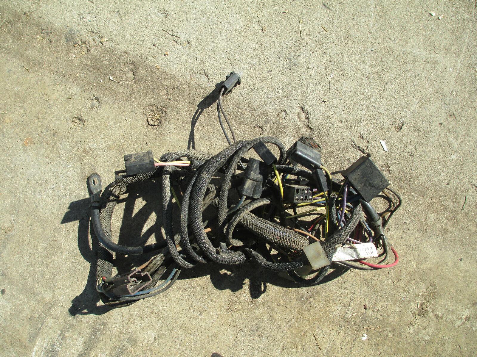 John Deere 160 Lawn Tractor Main Wiring Harness AM104916 for sale online    eBayeBay