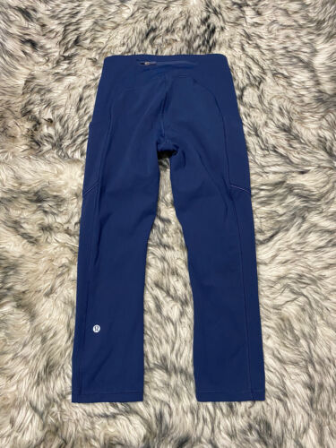 Lululemon Speed Up Leggings Crop Running Yoga Pant