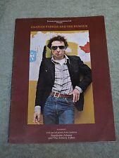 GRAHAM PARKER & THE RUMOUR 1977 UK TOUR PROGRAMME!