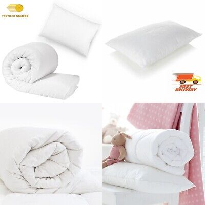 Cosy Anti Allergy Cot Bed,Cot Duvet Quilt /& Pillow Nursery Baby Junior Toddler