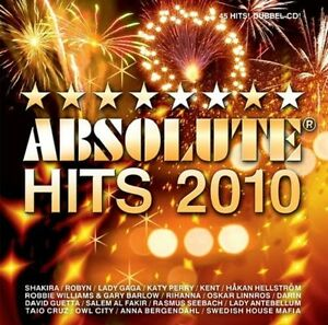 Various-Artists-Absolute-Hits-2010-Swedish-Release