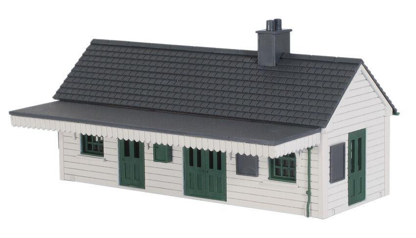 Wooden Station - OO HO lineside kit – Peco LK-200