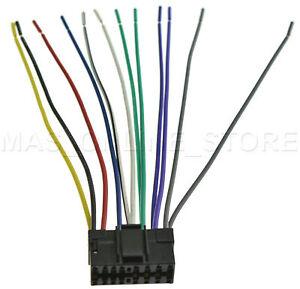 wire harness for jvc kd r210 ar200 ar300 lgar400 pay today ships image is loading wire harness for jvc kd r210 ar200 ar300