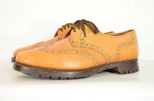 6 Chaussures Casual Uk Tan Brogue Vintage Tecnic ville de Exmoor wHpaUwzOq