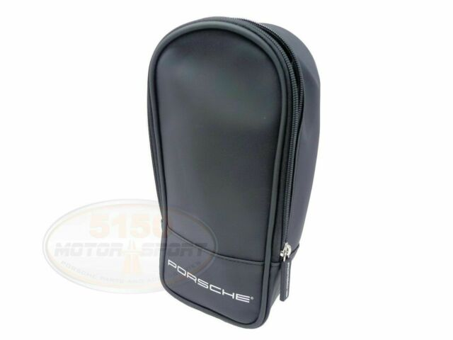 NEW!! PORSCHE DESIGN OIL CONTAINER//POUCH FOR ANY//MANY AND ALL YEARS AND MODELS