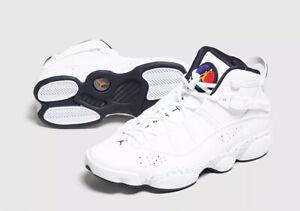 Nike Air Jordan 6 Rings Confetti 322992