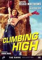 Climbing High (dvd, 2013) Jessie Matthews, Alastair Sim Brand