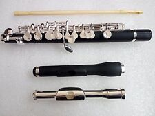 BEST COMPOSITE WOOD PICCOLO - with TWO HEADJOINTS : Metal & Composite Wood