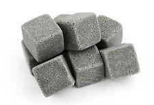 9x WHISKEY Steine Stones Cubes Rocks VODKA GIN BIER WEIN Cooler WHISKY