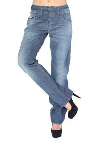 Diesel-Model-Seilly-Jeans-Pants-Casual-Leg-Straight-Woman-Size-41-L-34